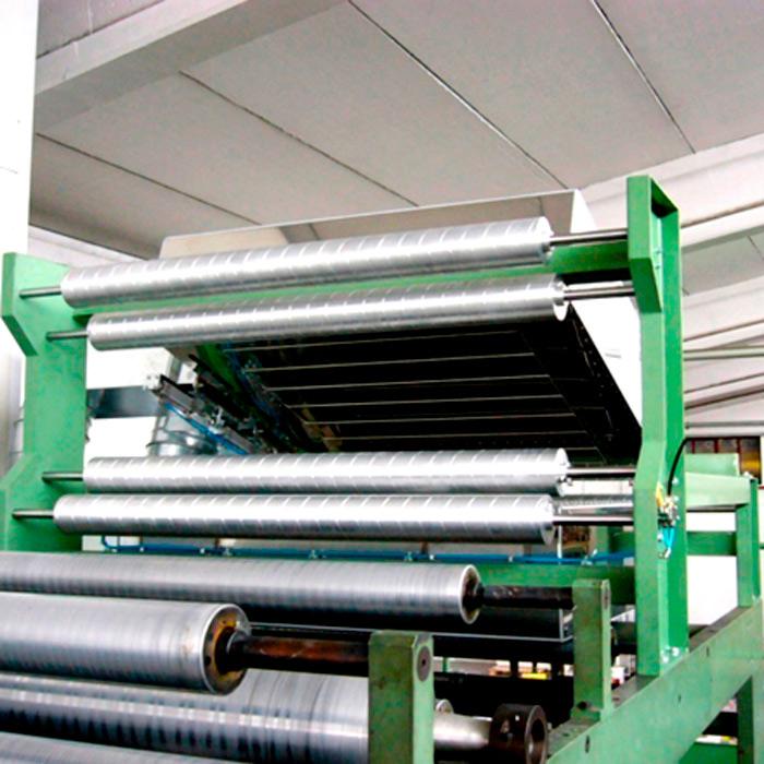 Cappa di essicazione | Stampa rotocalco | Italia