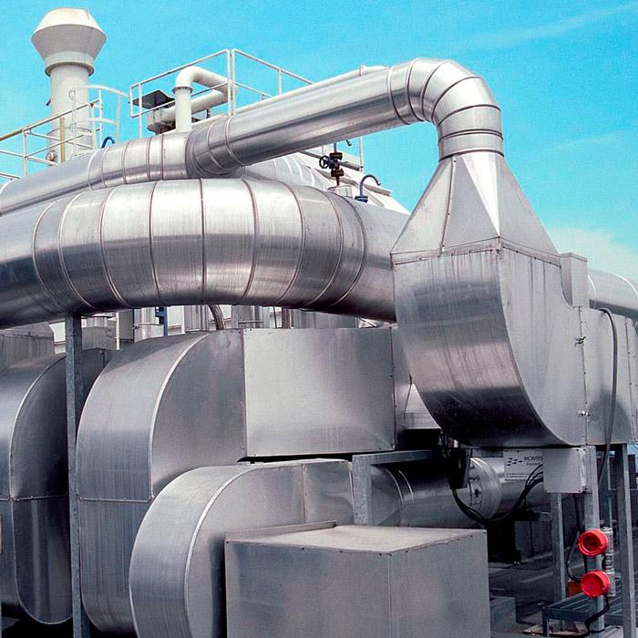 Impianto di riciclo solventi | Stampa flessografica | Italia