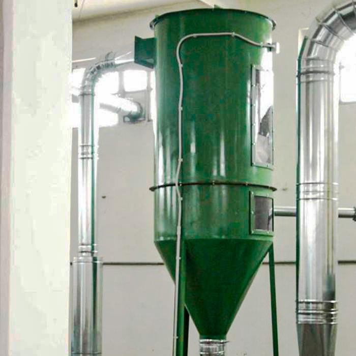 Filtro a maniche autopulente FMA | Smerigliatura metalli | Italia