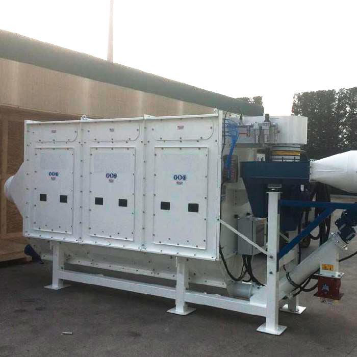 Depolveratore TMU | Scavo tunnel con TBM | Canada