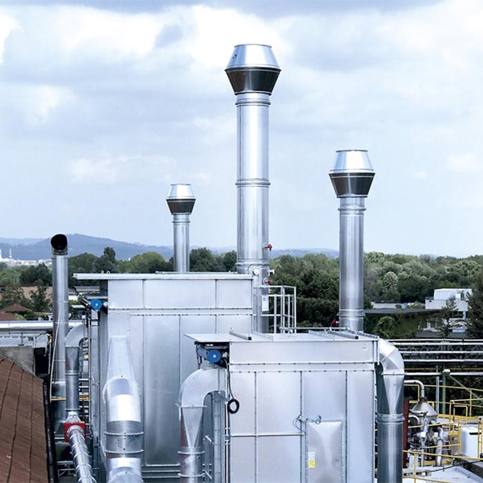Impianti trattamento aria