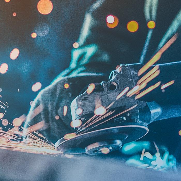 Tratamiento de aire para la industria metalmecánica